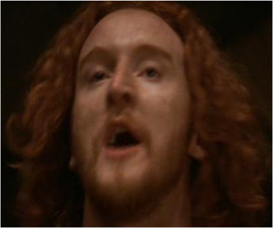 "Tony Curran as ""Weath the Musician"""