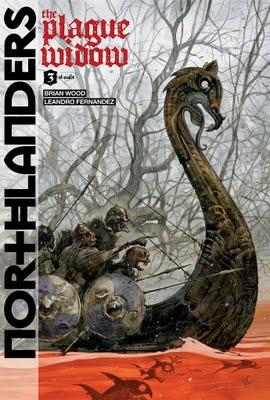 Some Bad-Ass Northlanders Cover Art